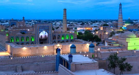 2 mailing2 - Osrednja Azija - Po lepotah starodavnih trgovskih poti
