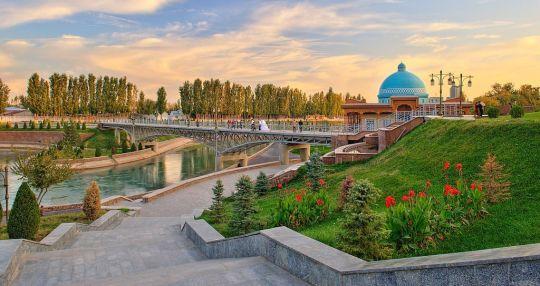 4 Moderni Taškent - Osrednja Azija - Po lepotah starodavnih trgovskih poti