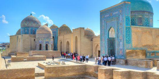 slika2 - Osrednja Azija - Po lepotah starodavnih trgovskih poti