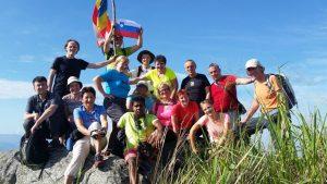 Šrilanka-osvojitev vrha Allagala