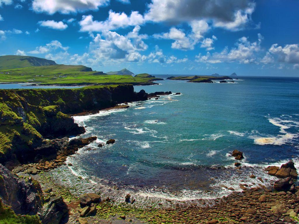 2 zeleni vrt Evrope 1024x768 - 10 razlogov zakaj potovati na Irsko?
