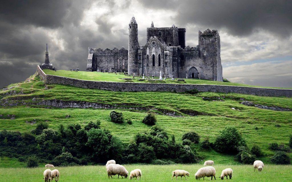 2 zeleni vrt Evrope1 1024x640 - 10 razlogov zakaj potovati na Irsko?