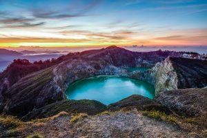 Indonezija – Flores in Bali
