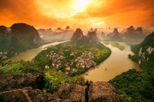 Kitajska-Yangshou-Kitajsko doživetje