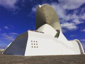 Tenerife - Santa Cruz-avditorij