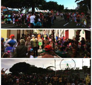 Tenerife - Santa Cruz- karneval