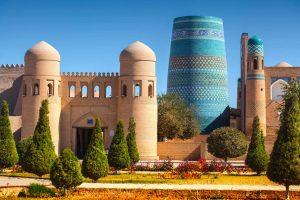 Uzbekistan-Klasični Uzbekistan in Kirgizija