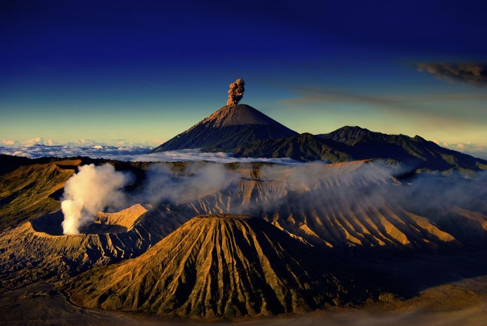 Indonezija - Mount - Bromo