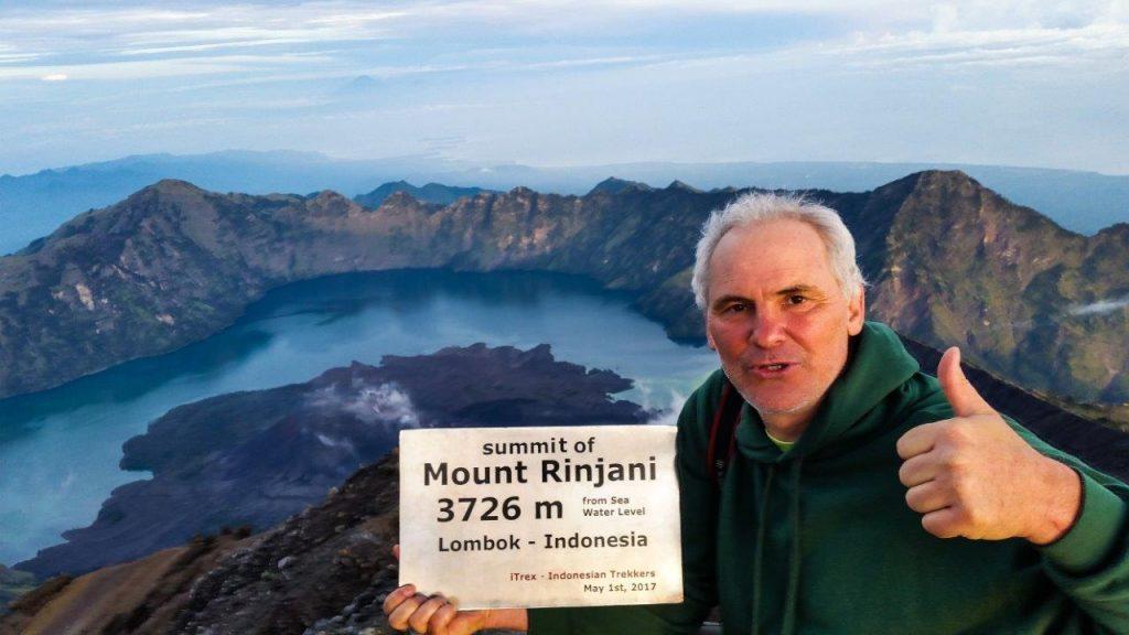 16 Vulkan Rinjani fotka 1 v članku 1024x576 - Moj prvi vzpon na Rinjani 3.726 m