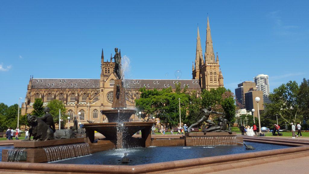 8. Glavna katedrala se nahaja v bližini Hyde parka