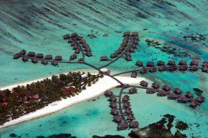 Maldivi-otoški raj