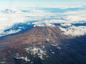 Tanzanija-Kilimanjaro-od zgoraj