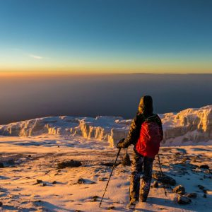 Tanzanija Kilimanjaro pogled z vrha 300x300 - Koristne informacije o gori Kilimandžaro
