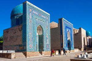 Klasični Uzbekistan in Kirgizija