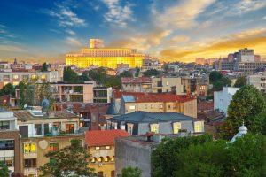 Romunija - Bukarešta - parlament