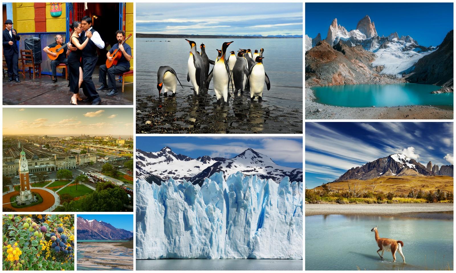 Patagonija x - PATAGONIJA in EKVADOR,  izjemni deželi za potovalne sladokusce!