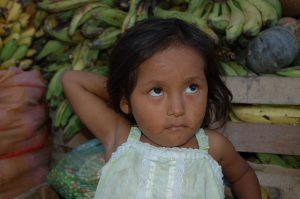Peru deklica