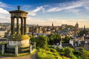 Skotska-Edinburgh-Calton Hill