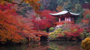 Japonska-Kyoto