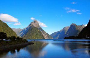 Nova Zelandija-Milford