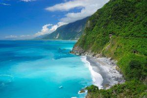 Tajvan-klif Gingshui