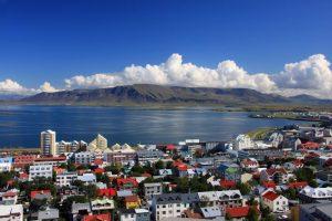 Islandija-Reykjavik
