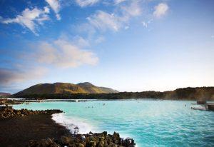 Islandija-rajska termalna laguna