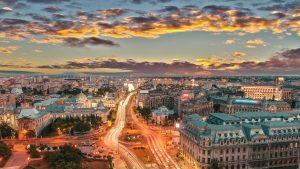 Romunija-Bukarešta