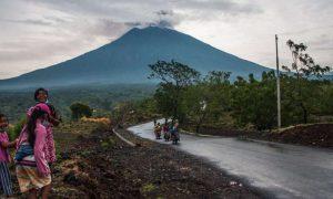 vulkan Agung Bali