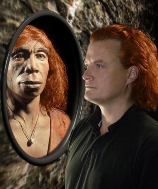 4. - Nagradno vprašanje: Zakaj so ljudje izrinili neandertalce?