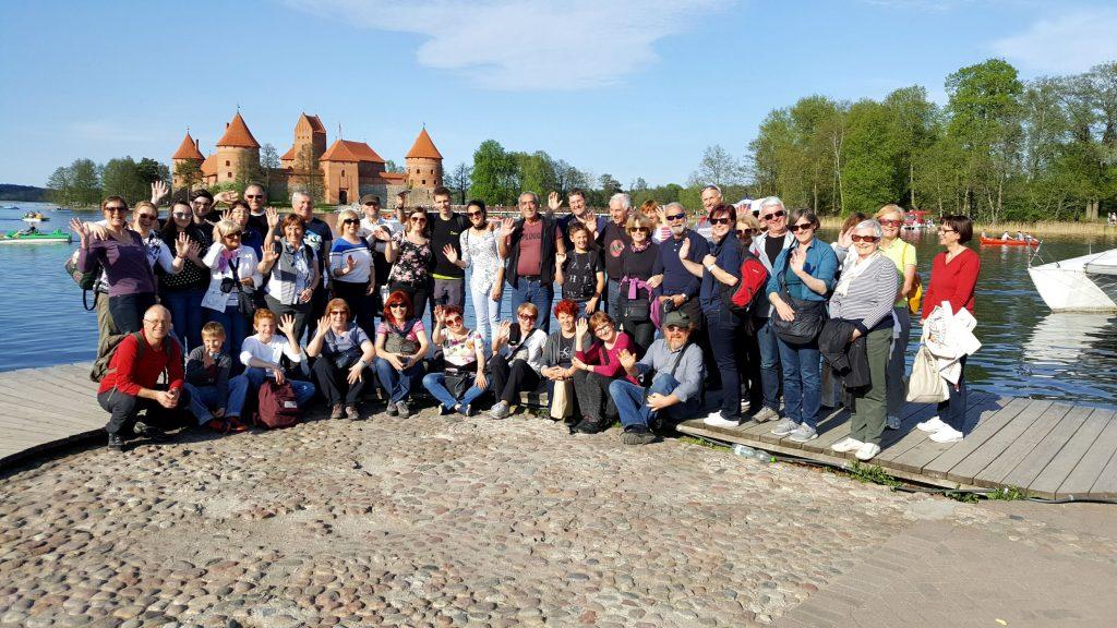 Baltski trojček-Litva-Trakai