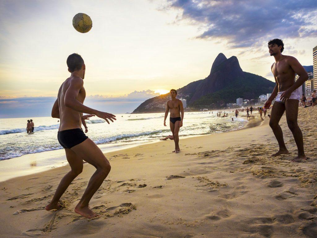 Brazilija-nogomet