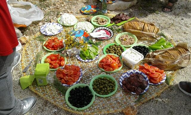 Albanija - piknik